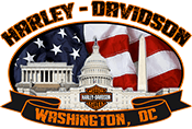 Harley-Davidson of Washington, DC logo